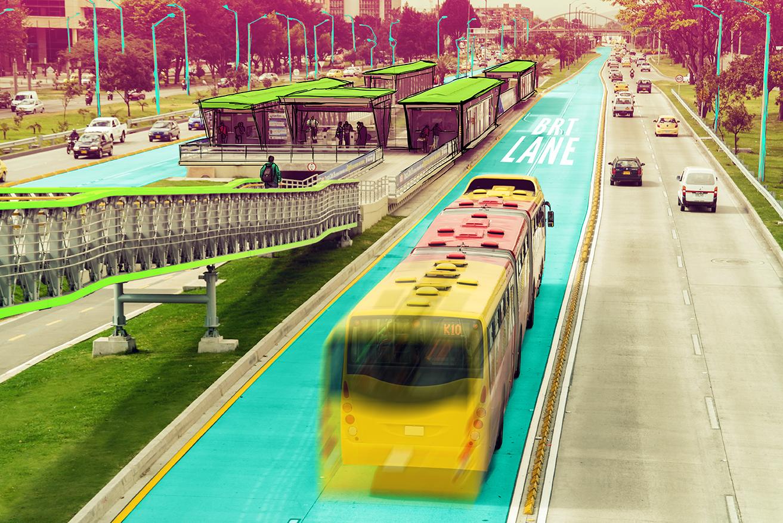 BRT in not-Boston