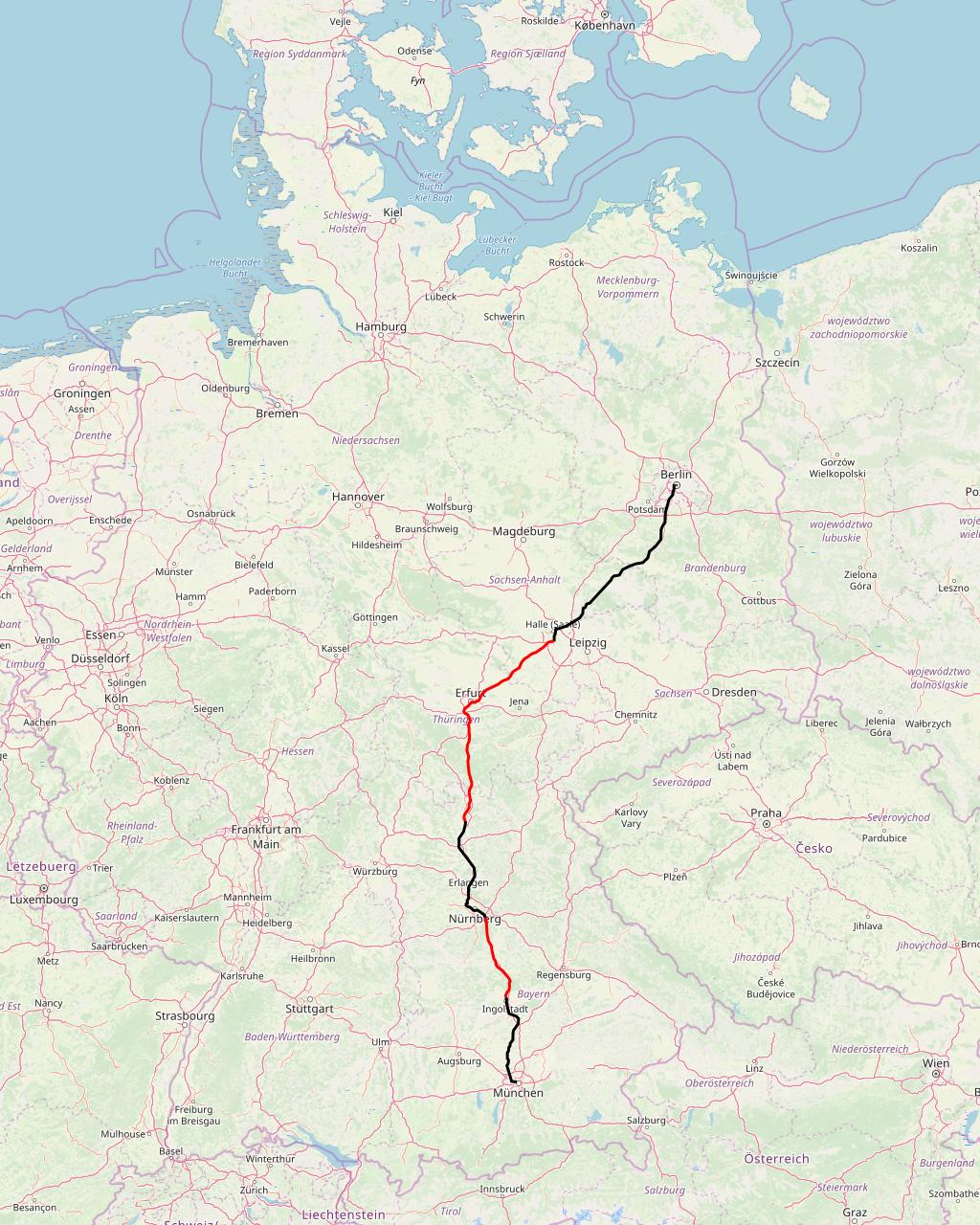 High-Speed Rail | Pedestrian Observations